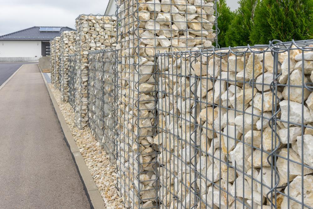 clôture gabion