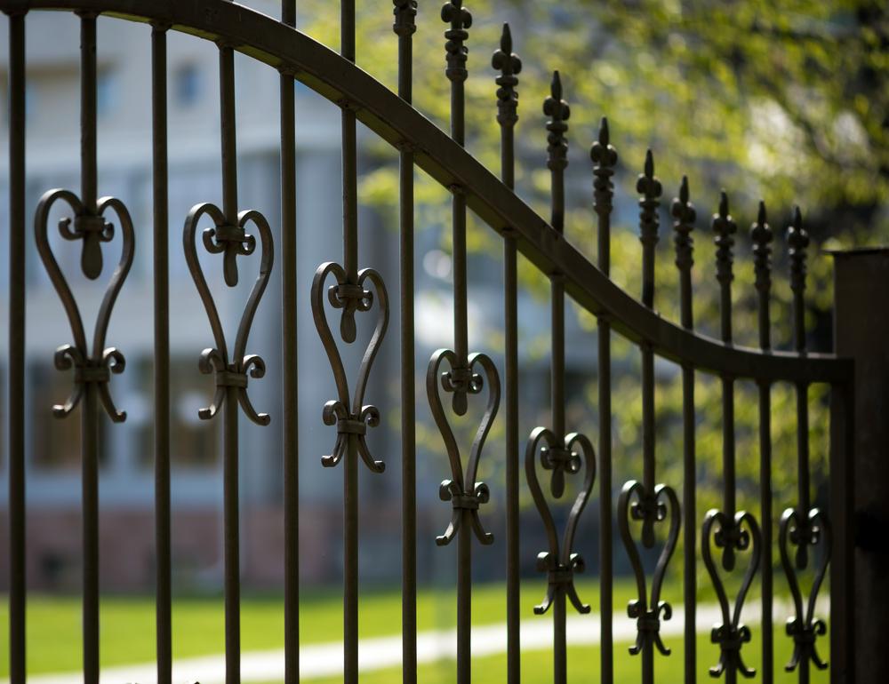 entretenir sa clôture