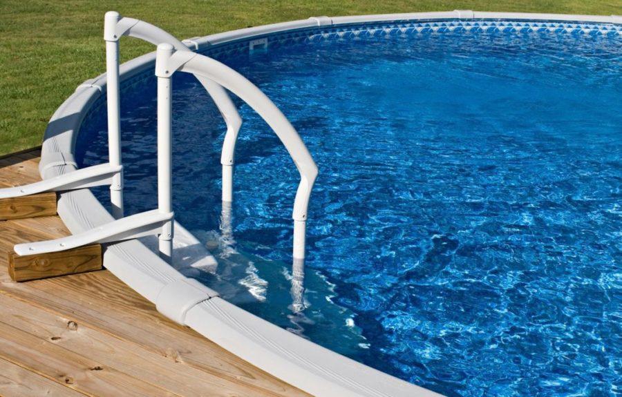 forme piscine bois
